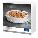 Форма для запекания круглая 28 см с крышкой Clever Cooking Villeroy & Boch