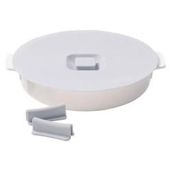 Форма для запекания круглая 28 см с силиконовыми ручками и крышкой Clever Cooking Villeroy & Boch