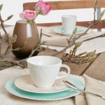 Кофейная тарелка 21 см Caffe Club Floral Touch of Ivy Villeroy & Boch