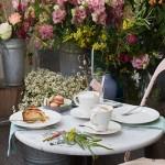 Кофейная тарелка 21 см Caffe Club Floral Touch Villeroy & Boch