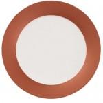 Кофейная тарелка 21 см Caffe Club Uni Oak Villeroy & Boch