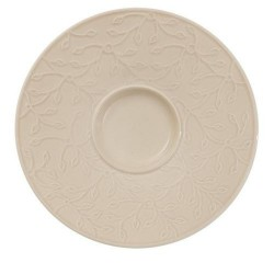 Кофейное блюдце 14 см Caffe Club Floral Touch of Hazel Villeroy & Boch