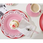Кофейное блюдце 14 см Caffe Club Floral Touch of Rose Villeroy & Boch