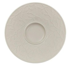 Кофейное блюдце 14 см Caffe Club Floral Touch of Smoke Villeroy & Boch