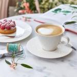 Кофейное блюдце 14 см Caffe Club Floral Touch Villeroy & Boch