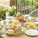 Коврик под тарелку 35x50 см French Garden Textil Accessoires Villeroy & Boch