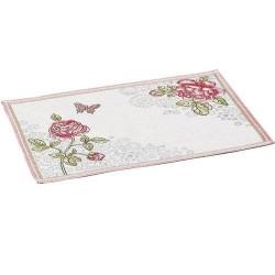 Коврик под тарелку, хлопок 35x50 см Rose Cottage Textil Accessoires Villeroy & Boch