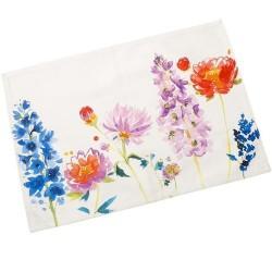 Коврик под тарелку, хлопок 35x50 см Textil Accessoires Anmut Flowers Villeroy & Boch