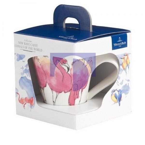 Кружка с ручкой в подарочной упаковке 0,35 л New Wave Caffe Animals Villeroy & Boch