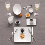 Ложка десертная, закусочная 186 мм Modern Grace Villeroy & Boch
