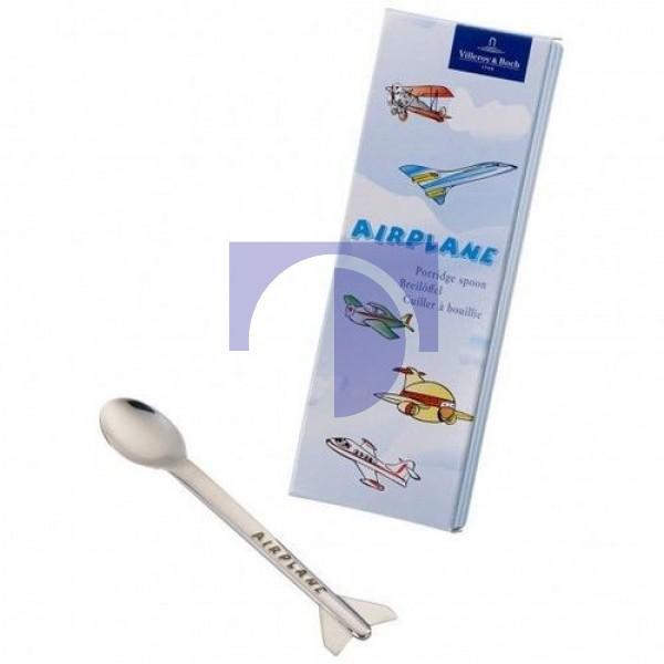 Ложка для каши Аэроплан 185 мм Kid's Dining Villeroy & Boch