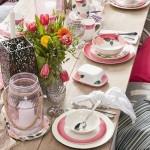 Масленка с крышкой Rose Sauvage Villeroy & Boch