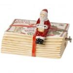 Музыкальная фигурка Санта на письмах Nostalgic Melody Villeroy & Boch