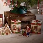 Музыкальная шкатулка Пряничный домик 16x13x16 см Christmas Toys Villeroy & Boch