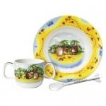 Набор детской посуды 3 предмета Chewy's Treasure Hunt Villeroy & Boch