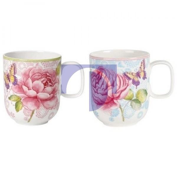 Набор из 2 кружек Rose Cottage Villeroy & Boch