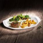Набор из 2 тарелок для гриля 36х25х2,5 см BBQ Passion Villeroy & Boch