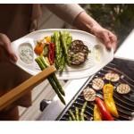 Набор из 2 тарелок для овощей 33x22 см BBQ Passion Villeroy & Boch