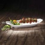 Набор из 2 тарелок для закусок, десертов 26x13x3,8 см BBQ Passion Villeroy & Boch