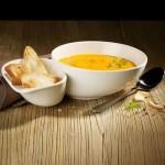 Набор из двух суповых чаш с отделением для хлеба 27,5 x 17,3 x 0,68 см Soup Passion Villeroy & Boch