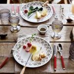 Набор обеденный на 4 персоны 8 предметов Artesano Montagne Villeroy & Boch