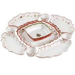 Набор посуды для закусок 10 предметов Toy's Delight Villeroy & Boch