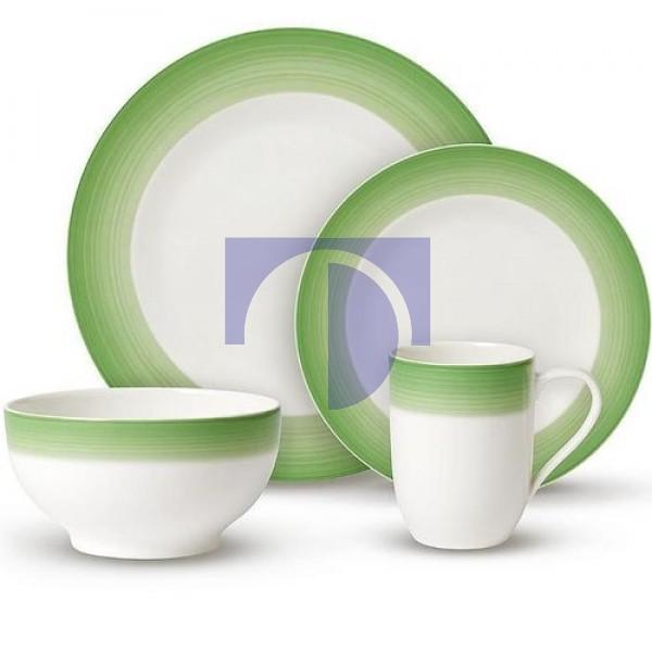 Набор посуды Green Apple на 2 персоны Colourful Life Villeroy & Boch