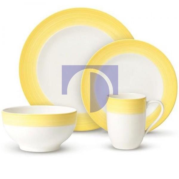 Набор посуды Lemon Pie на 2 персоны Colourful Life Villeroy & Boch