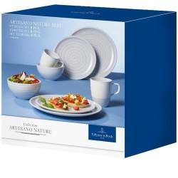 Набор посуды на 2 персоны 8 предметов Artesano Nature Bleu Villeroy & Boch