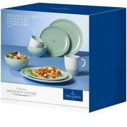 Набор посуды на 2 персоны 8 предметов Artesano Nature Vert Villeroy & Boch