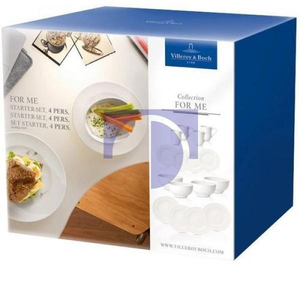 Набор посуды на 4 персоны For Me Villeroy & Boch