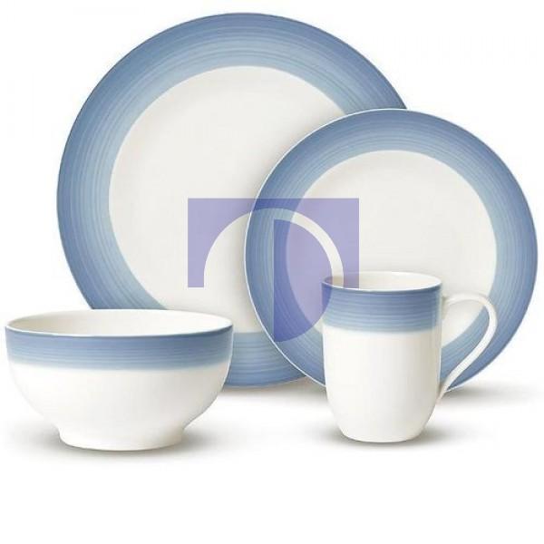 Набор посуды Winter Sky на 2 персоны Colourful Life Villeroy & Boch