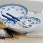 Набор столовых приборов 24 предмета Play blue ocean Villeroy & Boch
