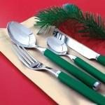 Набор столовых приборов 24 предмета Play green garden Villeroy & Boch