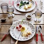 Набор столовых приборов 24 предмета S+ Cranberry Villeroy & Boch