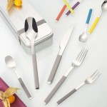 Набор столовых приборов 24 предмета S+ Taupe Villeroy & Boch