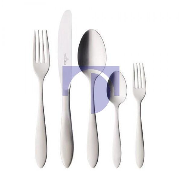 Набор столовых приборов 68 предметов на 12 персон матовый Arthur Villeroy & Boch
