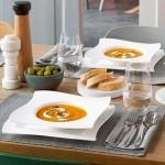 Набор столовой посуды Basic 30 предметов New Wave Villeroy & Boch