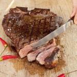 Нож для стейков с деревянной рукояткой 232 мм Texas Villeroy & Boch
