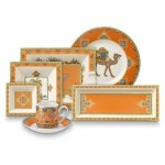 Пепельница 17x21 см Samarkand Mandarin Villeroy & Boch