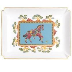 Пиала декоративная большая 28x21 см Samarkand Aquamarin Gifts Villeroy & Boch
