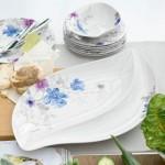 Пиала глубокая 21x18 см Mariefleur Gris Serve & Salad Villeroy & Boch