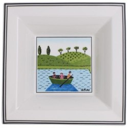Пиала квадратная 14x14 см Design Naif Gifts Villeroy & Boch