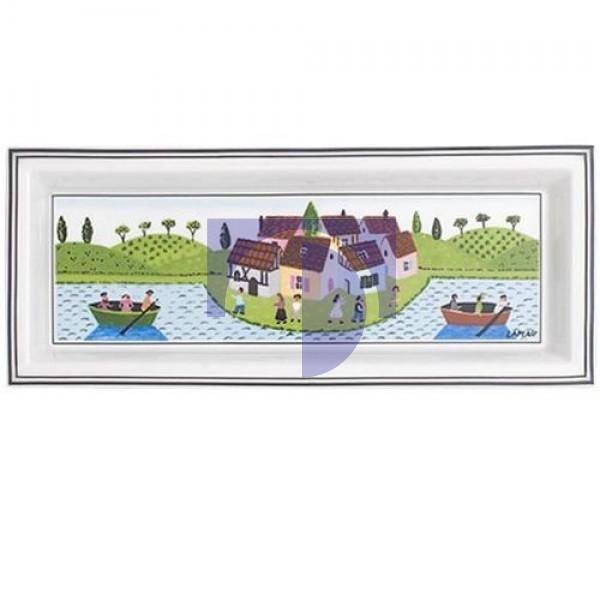Пиала прямоугольная 23,6x9,7 см Design Naif Gifts Villeroy & Boch