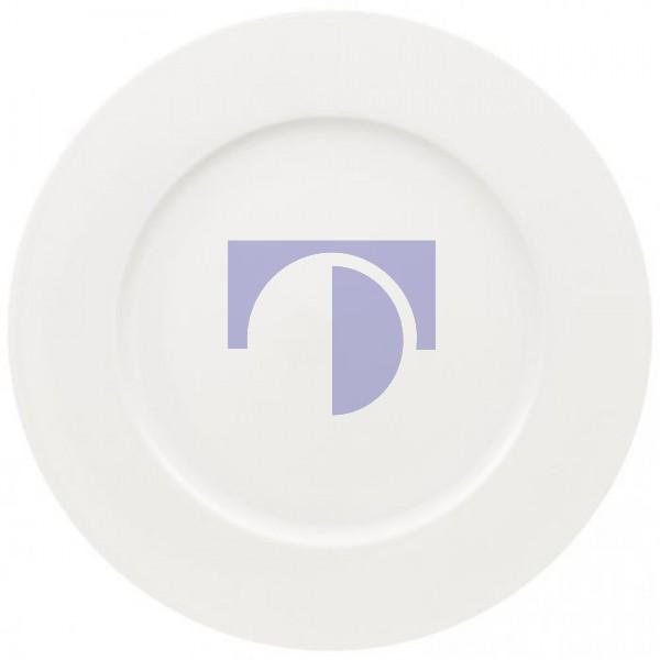 Подстановочная тарелка, тарелка Гурман 30 см White Pearl Villeroy & Boch