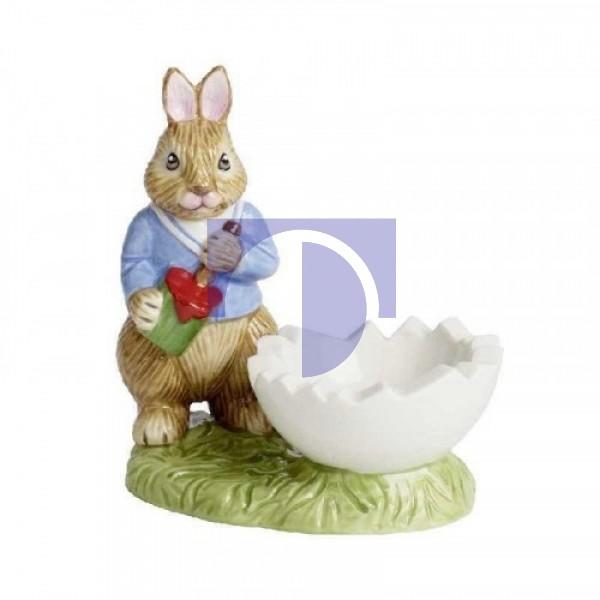Подставка для яйца Кролик Макс 8 x 5,5 x 9,5 см Bunny Tales Villeroy & Boch