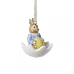 Подвеска Кролик Макс 5 см Bunny Tales Villeroy & Boch