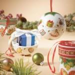 Подвеска Подарок 7 см квадратная My Christmas Tree Villeroy & Boch