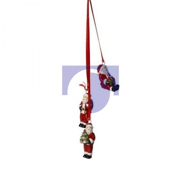Подвеска Трио Санта Клаусы My Christmas Tree Villeroy & Boch