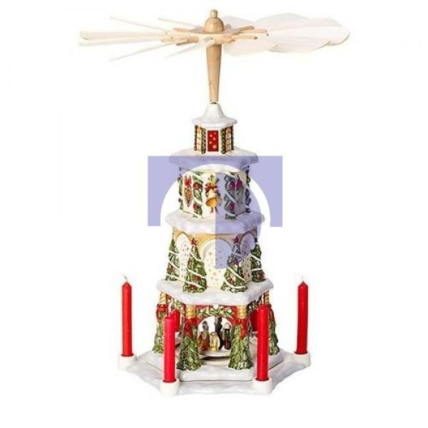 Рождественская пирамида 41 см Christmas Toys Memory Villeroy & Boch